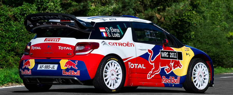 DS3 WRC НА РАЛЛИ ВЕЛИКОБРИТАНИИ